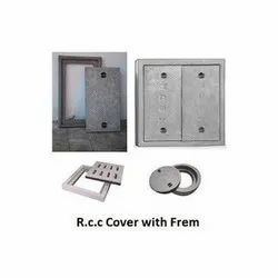 RCC Cover with Frame