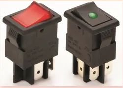 Power Rocker Switches