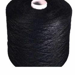 shreeji Black Carbon Yarn, For Stitching, Pack type: kg
