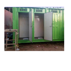 Comfort Mild Steel Portable Toilets