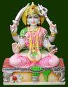 Marble Santoshi Mata Statues
