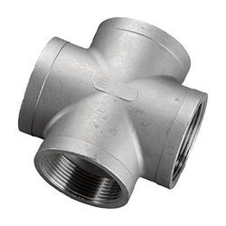 Stainless Steel Socket Weld Cross Fitting 304L