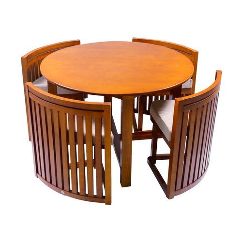 Maple Wood Dining Table Set At Rs 32000, Maple Wood Dining Room Set