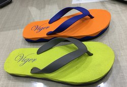 Daily wear Mens Casual Slipper, Size: 6-10