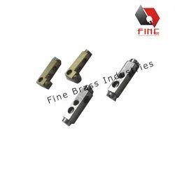 Brass Three Pin Connector