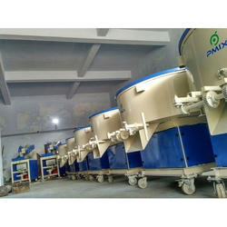 Refractory Castable Mixer