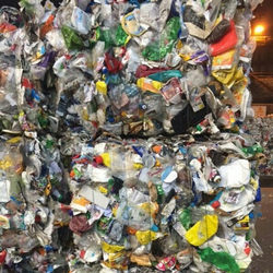 Waste Plastic Scrap