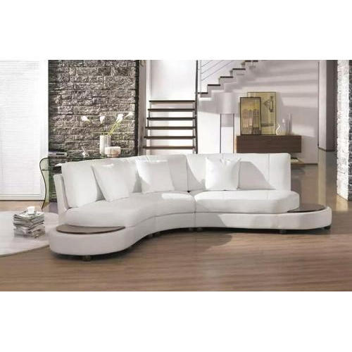 Modern Wooden Sofa Set