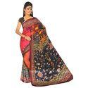Ladies Digital Print Saree