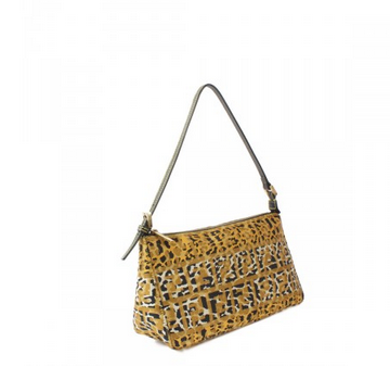 80c14eba189e Zucca Animal Print Shoulder Bag