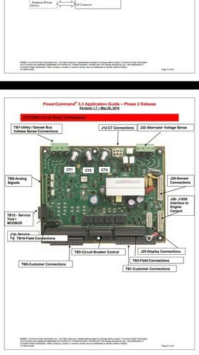 pcc3300 power command controllers