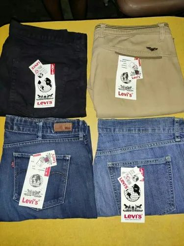 Regular Fit Denim Mix Men Jeans Lot