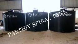HDPE Spiral HCL Storage Tank