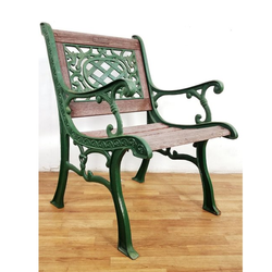 Cast Iron Outdoor Chair