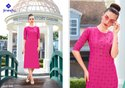 Essence Vol-4 Latest Cotton With Printed Designer Kurtis
