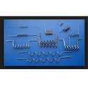 Tungsten Vacuum Metalizing Coils