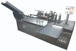 Automatic Eight Head Closed Ampoule Filling And Sealing Machine