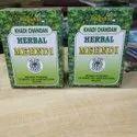 Raghukul Khadi Chandan Herbal Black Mehndi, Pack Size: 50 G