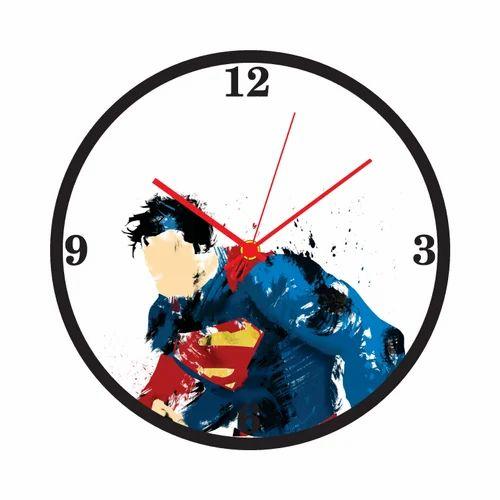 Funky Wall Watch At Rs 200 Piece Wall Clocks Id 14351673912