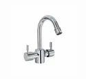 Brass Schwapp Prim Deck Mounted Sink Mixer