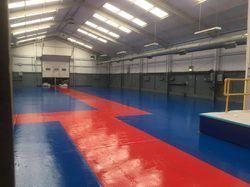 PU / PVC Sports Flooring