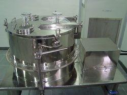Four Point Suspension GMP Model Centrifuge