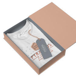 Cardboard T-Shirt Tag, Size: 2