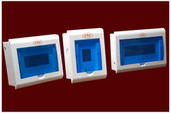 Plastic SSE Whiteline MCB Box, for Outlets, for Electric Fittings