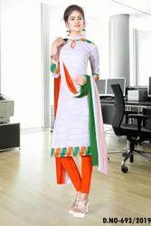 Georgette Republic Uniform Salwar Kameez