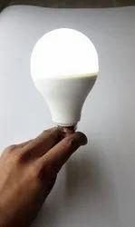 Aluminium Round Inverter AC/DC LED Bulb 7W