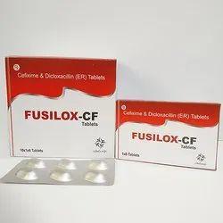 Cefixime & Dicloxacillin (ER) Tablets