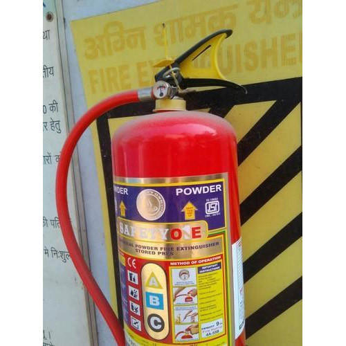 Attack Fire ABC Fire Extinguishers