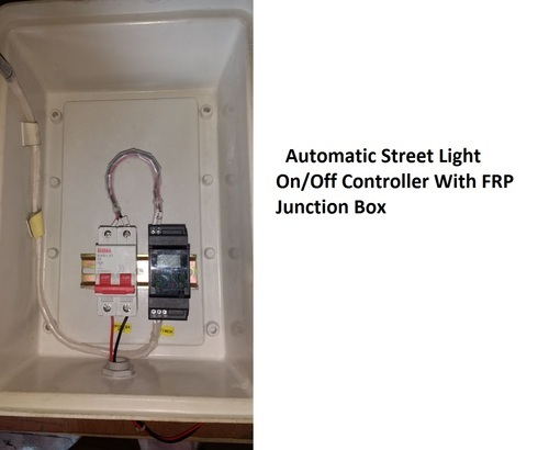 SINTEX MAKE STREET LIGHT POLE JUNCTION BOX - Sanlec