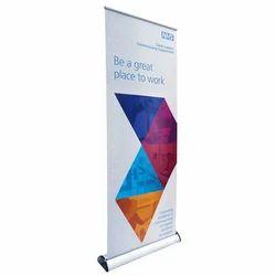 Rectangular Banner Standing Flex Board