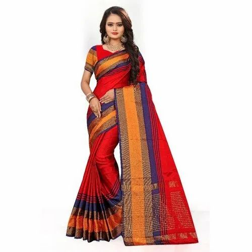 121a2e2aa Ladies cotton Saree at Rs 349  piece
