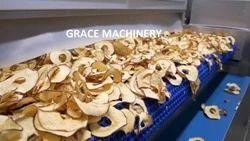 Apple Chips Making Machine