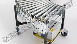 Motorized Expandable Roller Conveyor