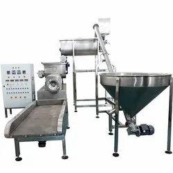 Automatic Pasta Plant