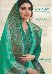 Banaras Vol 4 Hitlist by Vinay Fashion Bridal Salwar Suit