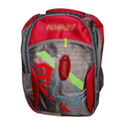 Polyester Printed Backpack Bag
