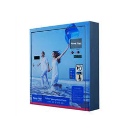 Sanitary Napkin Vending Machine - Cash
