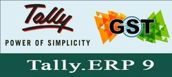 Tally ERP 9.0 with GST