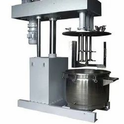 Hydraulic Twin Shaft Disperser
