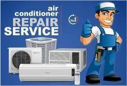 Air Conditioner Repair & Service, Capacity: 2 tons