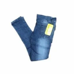 Blue Sarrah Ladies Jeans, Waist Size: 32
