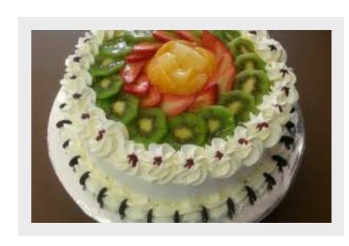 Magnificent Fresh Fruit Cake At Rs 500 Kilogram Cream Cake Id 19445626012 Funny Birthday Cards Online Inifofree Goldxyz