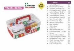 Vehicle First Aid Kit, Packaging Type: Box