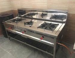 Cooking Burner Range