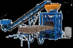 S4-24 Stationary Paver/Solid/Hollow Block Semi Automatic Machine