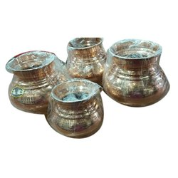 Plain Copper Water Kalsi